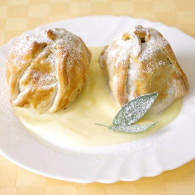 Jablká-v-župane-s-vanilkovým-krémom