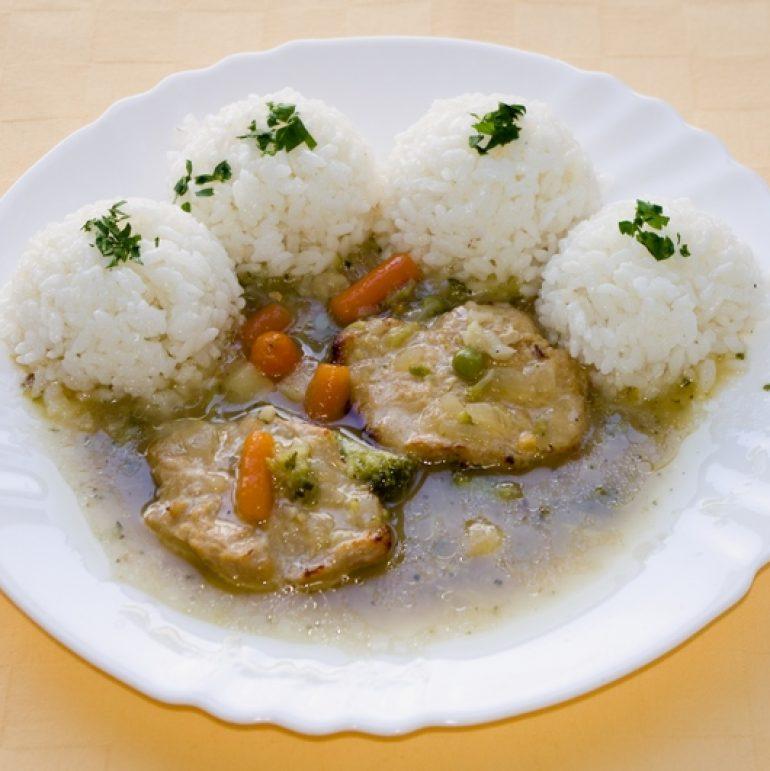 Kuracie-plátky-Goody-foody-na-jarnej-zelenineryža