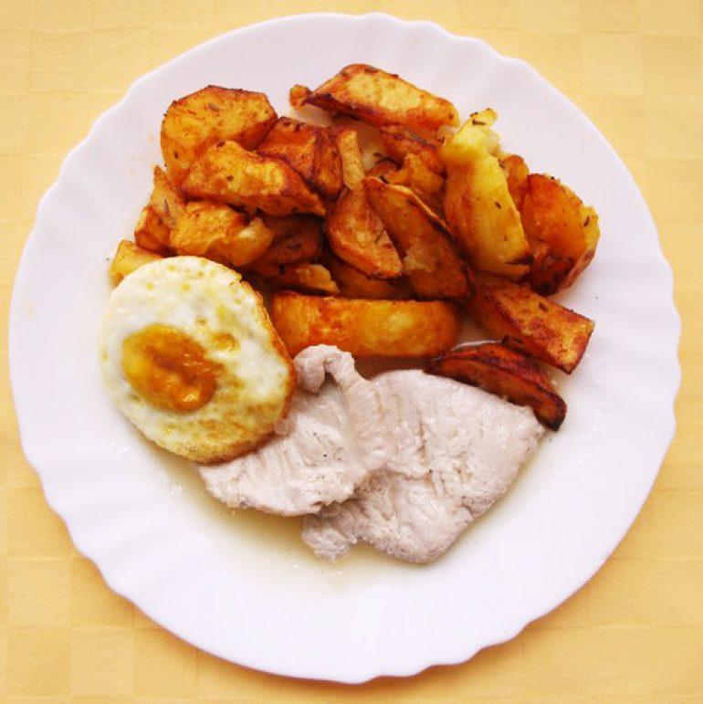 Morcací-medajlón-s-volským-okom-pečené-zemiaky