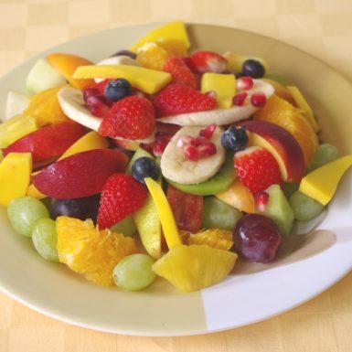 Ovocný-tanier