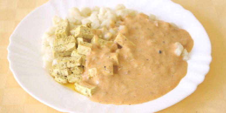 Tofu-na-paprikehalušky