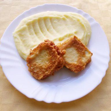 Tofu-v-cestíčku-zemiaková-kaša