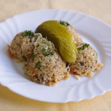 Vegetariánske-rizoto-so-zmesou-húbsyr