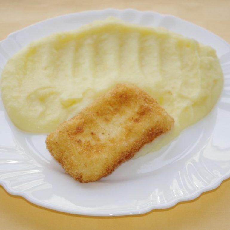 Vyprážaný-Eggcheese-v-kokosezemiaková-kaša
